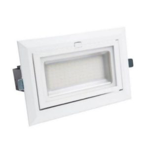 Emerald Planet PC Rectangular 18W 6000K LED Shoplight